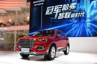 13年卖了500万辆,下个5年哈弗要做全球专业SUV第一品牌
