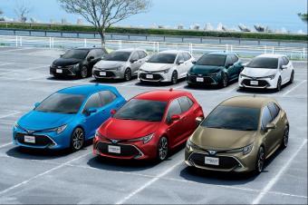 30年来,日本市场卖得最好的10台车