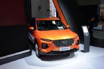 海马汽车全新旗舰型SUV——海马SG00