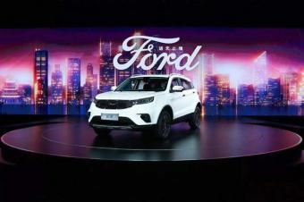 福特推新SUV领界,说实话我更愿意选择哈弗F7!