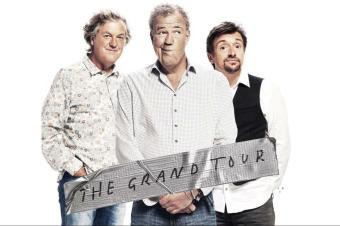 The Grand Tour第三季今日正式上线!竟然还有红旗
