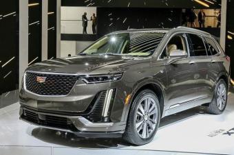 又一豪华中大型SUV将国产!5米多长,6座设计,X5有压力了