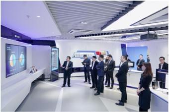 华人运通携手中国移动,共同打造5G车联网技术