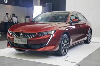 全新一代508L预售16万起 轴距增长33mm/今年3月上市
