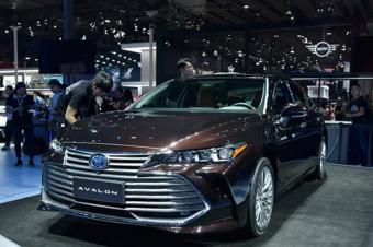 一汽丰田亚洲龙正式开启预售