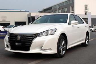 皇冠是一部好车!如今只要23万不到,是否值得购买?