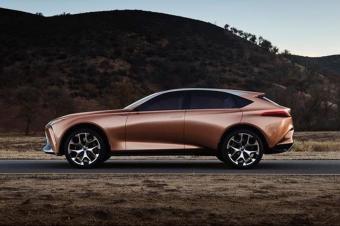 雷克萨斯将推出一款全新旗舰SUV动力447kw比宝马X6还大