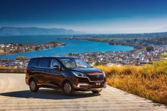 比丰田埃尔法保姆车还要豪华,这款高端MPV最低售价不足10万