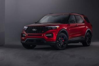 2020款福特Explorer能给三排SUV带来些许热度吗?