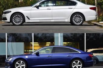 除价格优势外买全新奥迪A6L为何依然不如买宝马5系和奔驰E?