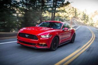 Mustang即将推出高功率2.3T Ecoboost版本车