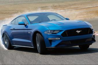 究竟是马还是驴?福特Mustang为国六再添新款!