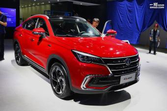 年内最值得关注的轿跑SUV之一,长安CS85三月初上市