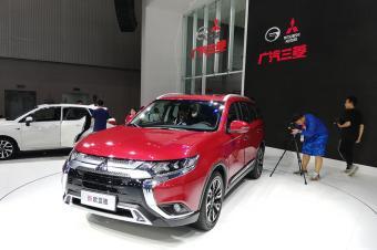 广汽三菱在1月卖了12,818辆车 欧蓝德下跌超三成