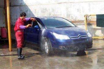 洗车并没有想象中的那么简单,这些问题需注意