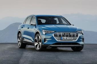 全球订单超2万,奥迪首款纯电动车e-tron开始批量生产