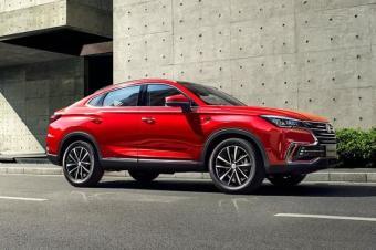 号称国产X6仅售15万,这款轿跑SUV等你盘它
