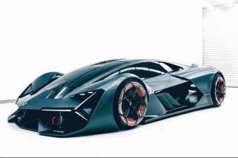 兰博基尼首款混动车即将亮相,售价1600万,全球限量63台