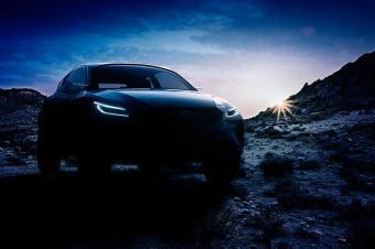 采用「e-BOXER」技术 斯巴鲁概念车日内瓦车展首发