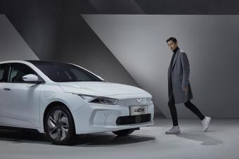 极简科幻外观,吉利新车要对标特斯拉