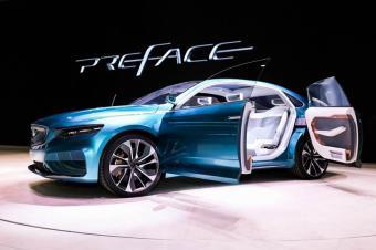 新车不够 概念来凑 2019上海车展值得一看的概念新车推荐