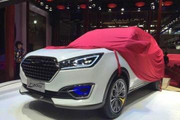 来北京车展,只要看这些SUV就能赚回门票钱了!