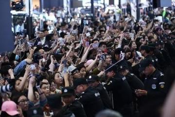 车展媒体日最挤的展台 到底有什么看点?