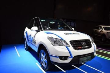 猎豹首款新能源SUV长啥样?售价很亲民!
