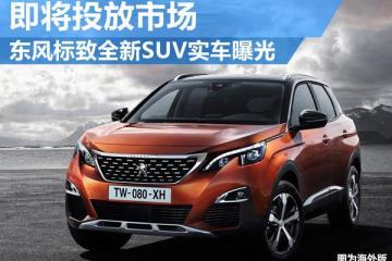 东风标致全新SUV实车曝光 即将投放市场