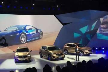 广汽讴歌首款国产车型CDX正式上市