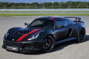 2017款 第三代Lotus Exige 350