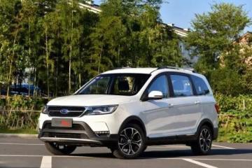 6万就买到的7座SUV 开瑞K60哪款值得买-5万8千8起步买这车相当于高清图片