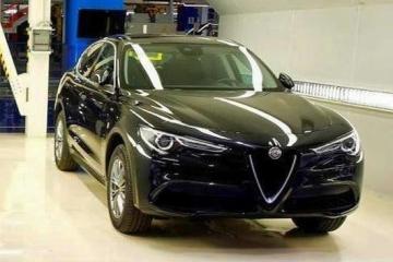 意大利名牌 阿尔法罗密欧SUV国内路测曝光