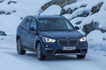从容过冬 全新BMW X1无惧冰雪