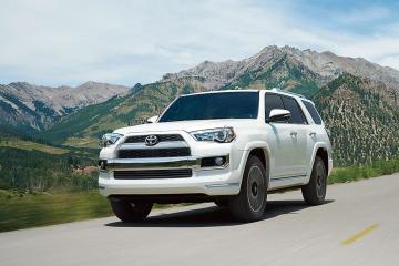 北美十大最可靠车型出炉,丰田居然占了半壁江山?