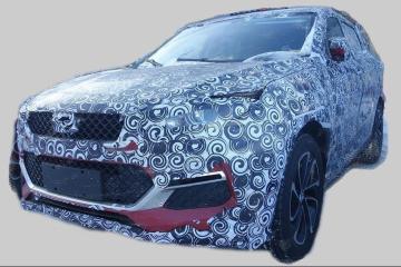 凯翼X7实车内饰曝光,将于2018年上市!