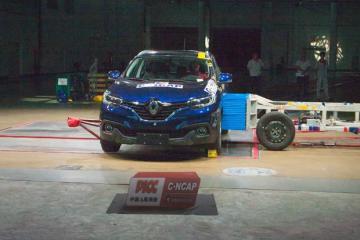 C-NCAP碰撞测试结果预示了什么趋势?