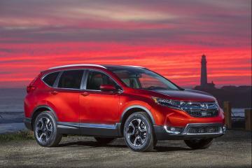 全新本田CR-V美国实测,省油功力同级之最