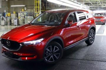 给你们的定心丸,全新马自达CX-5八月国产上市