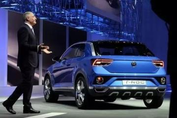 大众小型SUV都要国产了 丰田CH-R连个影都没