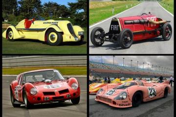 赛车史上,有哪些经典赛车的绰号让人脑洞大开?