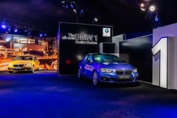 全新BMW 1系瞄准的仅仅是A3?