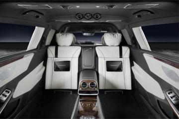 迈巴赫居然不是奔驰最豪华的车?
