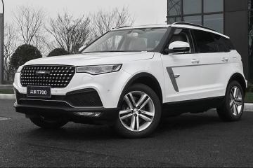 众泰豪华旗舰SUV正式下线,或12万起售