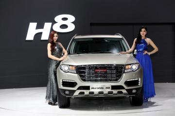 长城汽车3月销量:H6破4万,H8、H9仍不给力
