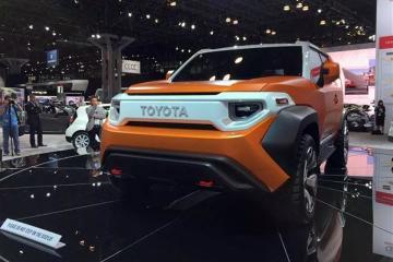 纽约车展的4部实力派概念车,竟全是SUV