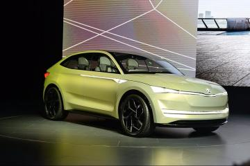 从上海车展的概念车,看近五年各大车企动向
