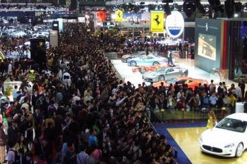 讲真,上海车展和国际一线车展之间还有多少差距?