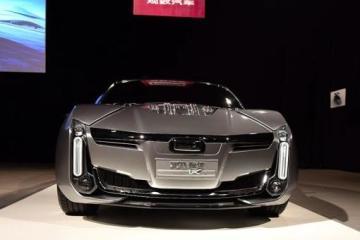 """都是量产""""林志玲""""?上海车展这些概念车有颜更有料"""