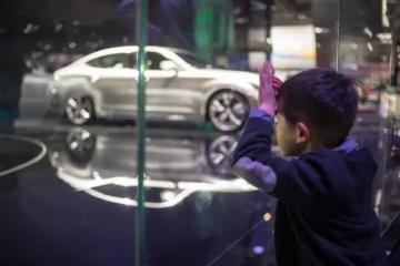 预见未来!看懂这些上海车展上的概念车